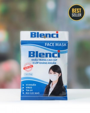 Blenci Antiviral Facemask (2B)