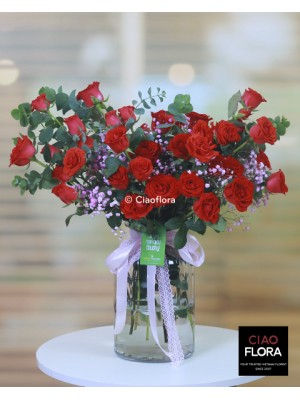 TRULY STUNNING BOUQUET