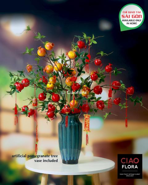 Bouquet of Pomegranate