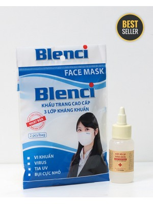 Blenci Antiviral Facemask (2)