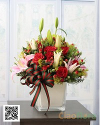 Flowers talk