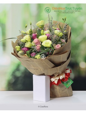 Sweet & Pretty Bouquet