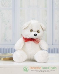 White Bear in small size