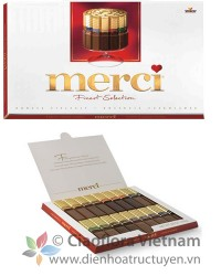 Chocolate Merci