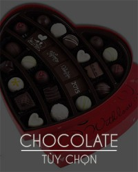 Chocolate (add-on gift)